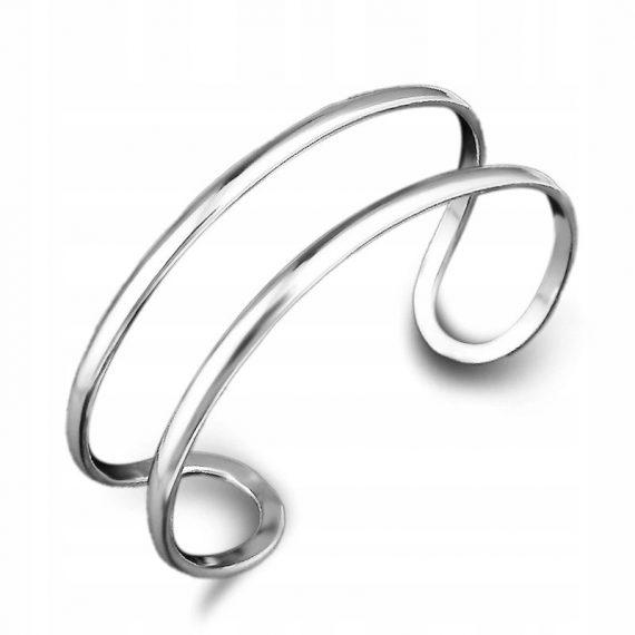 Bransoletka - Silver
