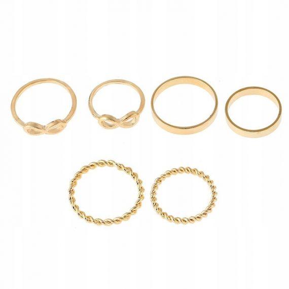 Zestaw pierścionków Ara